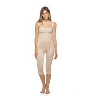 Annette 17400 Below the Knee Girdle with 2 Side Zippers