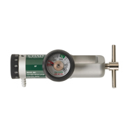 Drive CH3115-L Chad CGA 870 Brass Core Oxygen Regulator-0-15 LPM