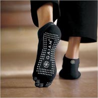 Gaiam All Grip Yoga Socks