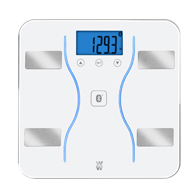 Weight Watchers WW912WF Bluetooth Body Analysis Scale-400 lb Capacity